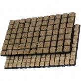 Grodan Rockwool Cubes on a tray 77 pieces ( box 1386 pieces)