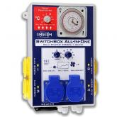 SMS Com Switchbox Compleet 4 x 600 watt